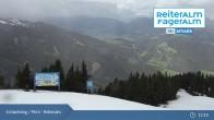 Archiv Foto Webcam Reiteralm: Bergstation 6er-Sesselbahn 07:00