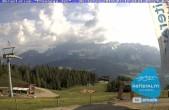 Archiv Foto Webcam Blick von der Preunegg Jet Bergstation 02:00