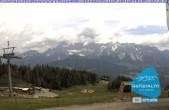 Archiv Foto Webcam Blick von der Preunegg Jet Bergstation 04:00