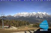 Archiv Foto Webcam Blick von der Preunegg Jet Bergstation 06:00