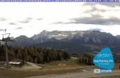 Archiv Foto Webcam Blick von der Preunegg Jet Bergstation 10:00