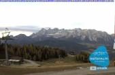 Archiv Foto Webcam Blick von der Preunegg Jet Bergstation 12:00