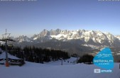 Archived image Webcam Preunegg Jet upper station 10:00