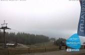 Archived image Webcam Reiteralm - Preunegg Jet top station 06:00
