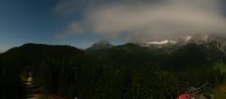 Archived image Webcam Ski area Rittisberg 20:00