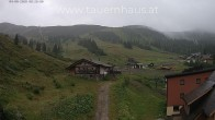 Archived image Webcam Planneralm: View Tauern House 02:00