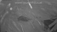 Archived image Webcam Planneralm: View Tauern House 00:00