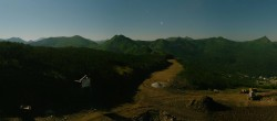 Archiv Foto Webcam Planneralm: Bergstation Plannereckbahn 20:00