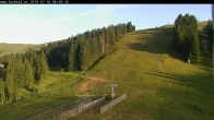 Archiv Foto Webcam Lachtal: Hebert-Abfahrt und Lärchenschuss 00:00