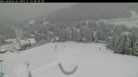 Archived image Webcam Lower station in Lachtal Ski Resort 02:00