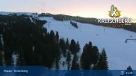 Archiv Foto Webcam Kreischberg Bergstation 23:00