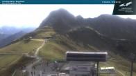 Archived image Webcam Kanzelwandbahn top station 04:00