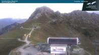Archived image Webcam Kanzelwandbahn top station 12:00
