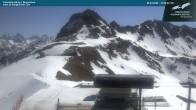 Archived image Webcam Kanzelwandbahn top station 06:00
