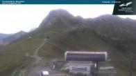 Archiv Foto Webcam Kanzelwandbahn Bergstation 12:00