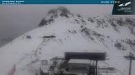 Archiv Foto Webcam Kanzelwandbahn Bergstation 11:00