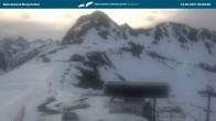 Archiv Foto Webcam Kanzelwandbahn Bergstation 00:00