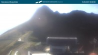 Archiv Foto Webcam Kanzelwandbahn Bergstation 02:00