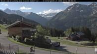 Archiv Foto Webcam Skischule Silbertal, Kinderland 02:00