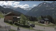 Archiv Foto Webcam Skischule Silbertal, Kinderland 04:00