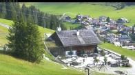 Archiv Foto Webcam Berghütte Rudalpe 06:00