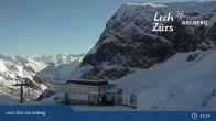 Archived image Webcam Mountain Restaurant Seekopf (Zürs) 10:00