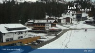 Archived image Webcam Panoramic View Oberlech 02:00