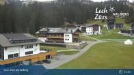 Archiv Foto Webcam Panoramablick Oberlech 09:00