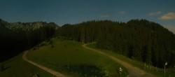 "Archived image Webcam Top station ""Panoramabahn"", ski resort ""Brandnertal"" 20:00"