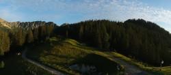Archiv Foto Webcam Bergstation Panoramabahn Brandnertal 00:00