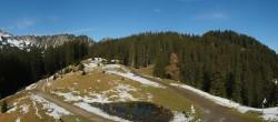 Archiv Foto Webcam Bergstation Panoramabahn Brandnertal 05:00