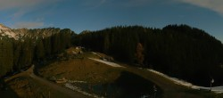 Archiv Foto Webcam Bergstation Panoramabahn Brandnertal 13:00