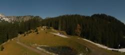 Archiv Foto Webcam Bergstation Panoramabahn Brandnertal 15:00