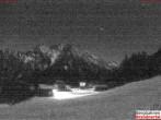 Archiv Foto Webcam Bergstation Dorfbahn 18:00
