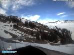 Archiv Foto Webcam Skigebiet Diedamskopf 12:00