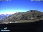 "Archived image Webcam Panoramic view ski resort ""Diedamskopf"" 02:00"
