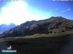 "Archived image Webcam Panoramic view ski resort ""Diedamskopf"" 12:00"