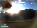 "Archived image Webcam Panoramic view ski resort ""Diedamskopf"" 14:00"