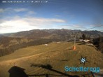 Archived image Webcam panoramic view alp Schetteregg 06:00