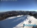 Archiv Foto Webcam Panoramaaussicht Alpe Schetteregg 02:00