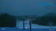 Archiv Foto Webcam Laterns - Bergstation Gapfohl 07:00