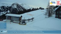 Archiv Foto Webcam Sonntag: Bergstation Pendelbahn 02:00