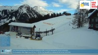 Archiv Foto Webcam Sonntag: Bergstation Pendelbahn 04:00