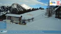 Archiv Foto Webcam Sonntag: Bergstation Pendelbahn 08:00