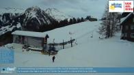 Archiv Foto Webcam Sonntag: Bergstation Pendelbahn 10:00