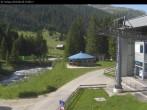 Archiv Foto Webcam Talstation Kabinenbahn, Gargellen 08:00