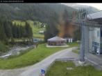 Archiv Foto Webcam Talstation Kabinenbahn, Gargellen 00:00