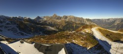 Archived image Webcam Mountain Hüttenkopf, Golm 06:00