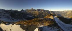 Archived image Webcam Mountain Hüttenkopf, Golm 08:00