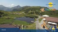 Archiv Foto Webcam Bergstation Sonnenkopf - Klösterle 05:00